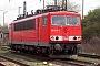 """LEW 16113 - Railion """"155 037-5"""" 12.04.2004 - Dresden-Friedrichstadt, BetriebswerkTorsten Frahn"""
