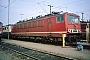 """LEW 16114 - DB AG """"155 038-3"""" 03.07.1996 - Mannheim, BetriebswerkErnst Lauer"""