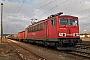"""LEW 16114 - DB Schenker """"155 038-3"""" 13.03.2015 - Magdeburg-SudenburgArchiv www.br143.de"""