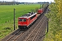 "LEW 16114 - DB Schenker ""155 038-3"" 16.04.2011 - bei RamelslohJens Vollertsen"