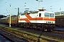 "LEW 16323 - DR ""243 001-5"" 17.12.1983 - Halle (Saale), HauptbahnhofHans-Peter Waack"