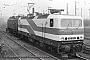 "LEW 16323 - DR ""212 001-2"" 31.03.1983 - Halle (Saale), VES-MHans-Peter Waack"