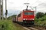 """LEW 16330 - DB Schenker """"155 070-6"""" 16.08.2010 - Leipzig-TheklaOliver Wadewitz"""