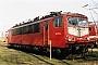 """LEW 16331 - DB AG """"155 071-4"""" 07.03.1999 - Leipzig-Engelsdorf, BetriebswerkOliver Wadewitz"""