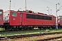 "LEW 16331 - Railion ""155 071-4"" 29.05.2005 - SeddinStefan Sachs"