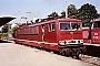"""LEW 16332 - DB AG """"155 072-2"""" 22.08.1994 - Heidelberg, HauptbahnhofErnst Lauer"""
