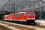 "LEW 16332 - DB Cargo ""155 072-2"" 06.09.2002 - Leipzig, HauptbahnhofOliver Wadewitz"