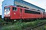 """LEW 16334 - DB Cargo """"155 074-8"""" 05.08.2000 - Mannheim, BetriebswerkErnst Lauer"""