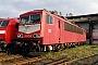 "LEW 16334 - DB Cargo ""155 074-8"" 15.10.2002 - Leipzig-Engelsdorf, BetriebswerkOliver Wadewitz"