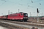 "LEW 16334 - DR ""250 074-2"" 16.06.1986 - Seddin, Bahnhofsteil SüdMichael Uhren"