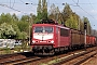 """LEW 16335 - Railion """"155 075-5"""" 25.04.2004 - Leipzig-TheklaOliver Wadewitz"""