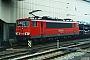 """LEW 16335 - Railion """"155 075-5"""" 06.11.2008 - Chemnitz, HauptbahnhofKlaus Hentschel"""