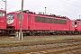 """LEW 16335 - Railion """"155 075-5"""" 01.01.2004 - Seddin, RangierbahnhofHeiko Müller"""