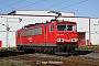 """LEW 16335 - DB Schenker """"155 075-5"""" 02.09.2009 - Seddin, BetriebswerkIngo Wlodasch"""