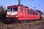 """LEW 16336 - Railion """"155 076-3"""" 01.09.2004 - Dresden-Neustadt, GüterbahnhofMarco Osterland"""