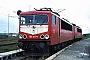 """LEW 16337 - DB Cargo """"155 077-1"""" 19.06.2001 - Sassnitz-Mukran (Rügen)Ernst Lauer"""