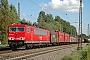 """LEW 16337 - DB Schenker """"155 077-1"""" 11.09.2010 - Leipzig-TheklaOliver Wadewitz"""