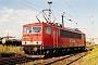 "LEW 16338 - DB Cargo ""155 078-9"" 13.08.1999 - Leipzig-Engelsdorf, BetriebswerkOliver Wadewitz"