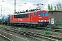 """LEW 16338 - DB Cargo """"155 078-9"""" 29.04.2001 - Mannheim, HauptbahnhofErnst Lauer"""