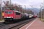 """LEW 16338 - DB Schenker """"155 078-9"""" 01.12.2011 - RudolstadtMatthias Geist"""