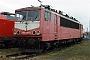 "LEW 16339 - DB Cargo ""155 079-7"" 07.01.2001 - Leipzig-Engelsdorf, BetriebswerkOliver Wadewitz"