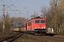 """LEW 16340 - Railion """"155 080-5"""" 02.04.2009 - Herne, Abzweig Wanne-Unser FritzIngmar Weidig"""