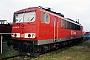 "LEW 16340 - DB Cargo ""155 080-5"" 22.10.1999 - Leipzig-Engelsdorf, BetriebswerkOliver Wadewitz"