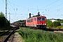 """LEW 16340 - Railion """"155 080-5"""" 24.07.2008 - BickenbachErnst Lauer"""