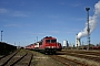 "LEW 16340 - Railion ""155 080-5"" 28.04.2006 - Rostock, Rangierbahnhof SeehafenPeter Wegner"