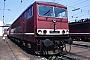 """LEW 16342 - DB AG """"155 082-1"""" 21.05.1995 - Mannheim, BetriebswerkErnst Lauer"""