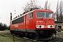 """LEW 16342 - DB AG """"155 082-1"""" 21.02.1999 - Leipzig-Engelsdorf, BetriebswerkOliver Wadewitz"""