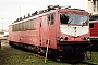 "LEW 16343 - DB Cargo ""155 083-9"" 24.10.1999 - Leipzig-Engelsdorf, BetriebswerkOliver Wadewitz"
