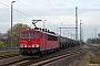 "LEW 16343 - DB Schenker ""155 083-9"" 23.11.2014 - ZüssowAndreas Görs"
