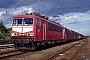 "LEW 16344 - DB Cargo ""155 084-7"" 31.08.2003 - Leipzig-WiederitzschMarco Osterland"