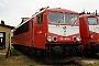 """LEW 16345 - DB AG """"155 085-4"""" 23.09.1999 - Leipzig-Engelsdorf, BetriebswerkOliver Wadewitz"""