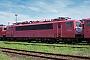 "LEW 16345 - Railion ""155 085-4"" 19.08.2007 - Rostock-Seehafen, GüterbahnhofHeiko Müller"