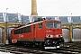 "LEW 16346 - DB AG ""155 086-2"" 30.01.1999 - Leipzig, Betriebswerk Hauptbahnhof WestOliver Wadewitz"