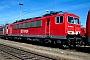 """LEW 16346 - DB Cargo """"155 086-2"""" 07.04.2002 - Mannheim, BetriebswerkErnst Lauer"""