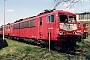 "LEW 16348 - DB Cargo ""155 088-8"" 21.04.2003 - Leipzig-Engelsdorf, BetriebswerkOliver Wadewitz"