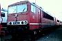 """LEW 16435 - DB AG """"155 089-6"""" 13.01.1996 - Mannheim, BetriebswerkErnst Lauer"""