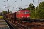"LEW 16435 - DB Schenker ""155 089-6"" 02.07.2010 - Ludwigsfelde, Bf Genshagener HeideOliver Hoffmann"