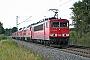 """LEW 16435 - DB Schenker """"155 089-6"""" 27.08.2014 - St. EgidienFelix Bochmann"""