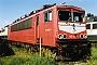 "LEW 16436 - DB Cargo ""155 090-4"" 10.07.1999 - Leipzig-Engelsdorf, BetriebswerkOliver Wadewitz"