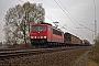 """LEW 16437 - DB Schenker """"155 091-2"""" 09.11.2012 - BrückRudi Lautenbach"""