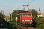 "LEW 16437 - Railion ""155 091-2"" 11.09.2006 - StralsundPaul Tabbert"