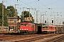 """LEW 16437 - DB Schenker """"155 091-2"""" 23.06.2009 - StralsundPaul Tabbert"""