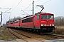 """LEW 16437 - DB Schenker """"155 091-2"""" 02.12.2014 - LangendorfAndreas Görs"""