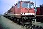 """LEW 16441 - DB AG """"155 095-3"""" 07.03.1996 - Mannheim, BetriebswerkErnst Lauer"""