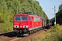 "LEW 16441 - DB Schenker ""155 095-3"" 24.09.2011 - bei BorneRudi Lautenbach"