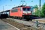 """LEW 16442 - DB Cargo """"155 096-1"""" 06.04.2002 - BensheimRalf Lauer"""